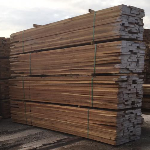 stack of lumber ready to ship